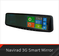 Navirad 3G Smart Mirror
